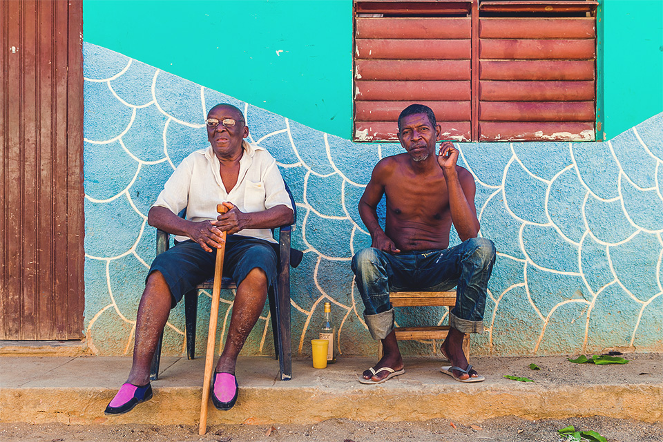 Faces of Cuba #2