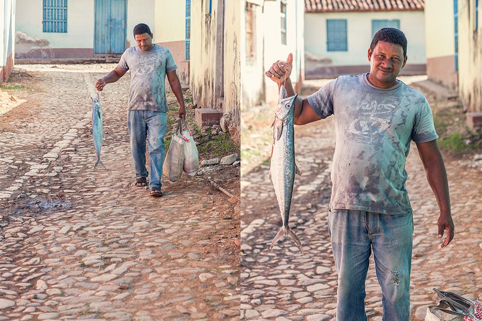 Trinidad Fisherman