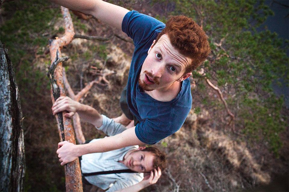 Climbing trees #2