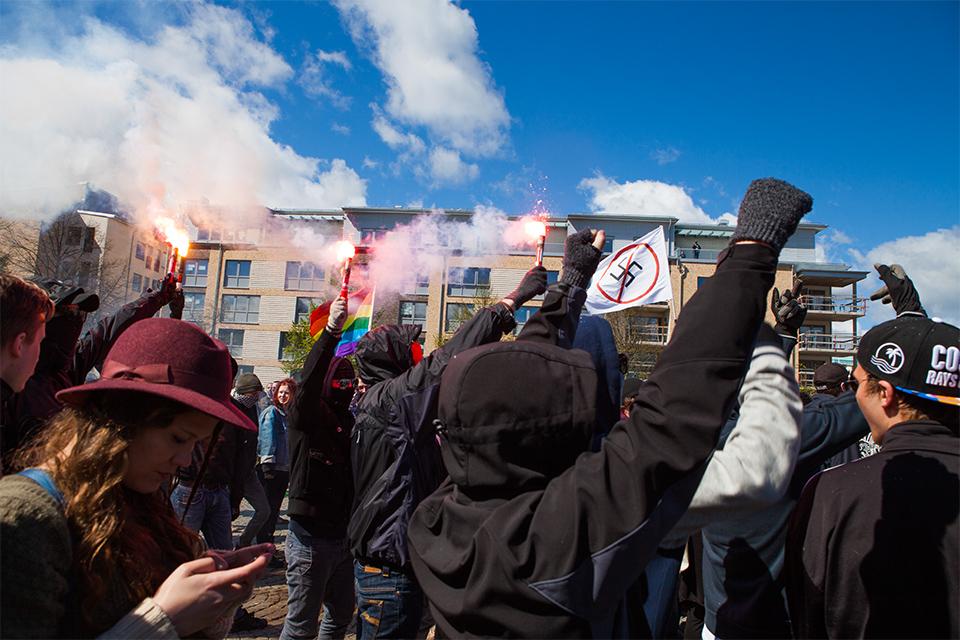 Jönköping Against Racism #2