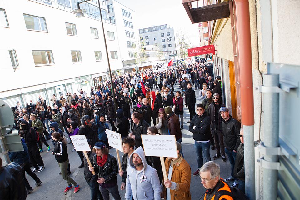 Jönköping Against Racism #3