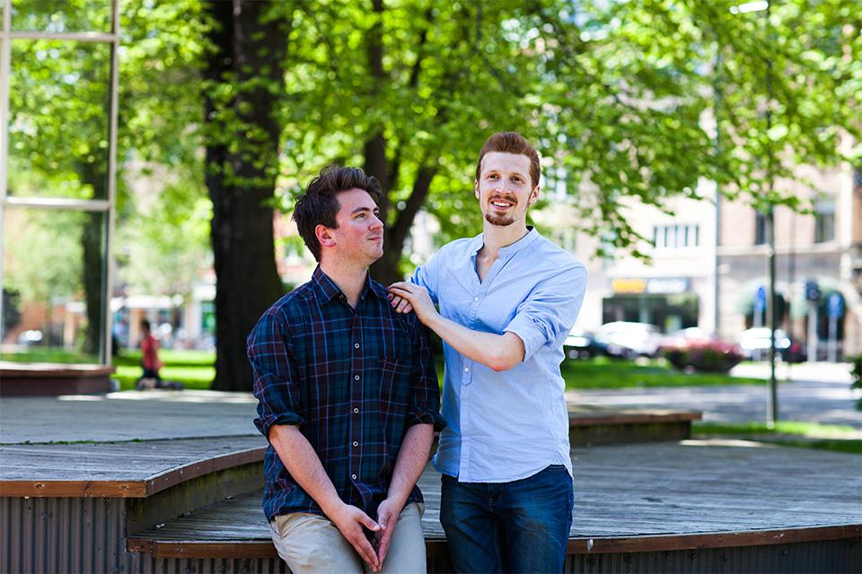 Staffan & Eric