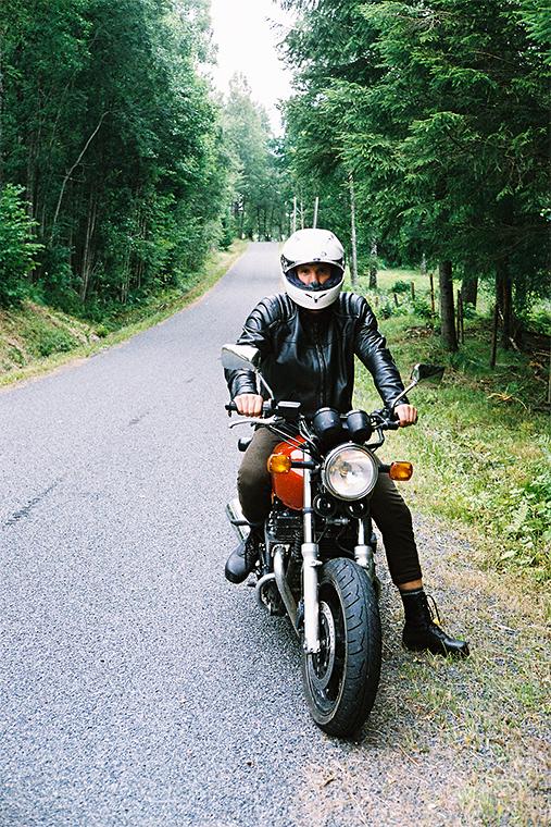 Jonathan's bike